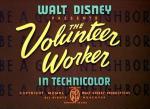 The Volunteer Worker (S)