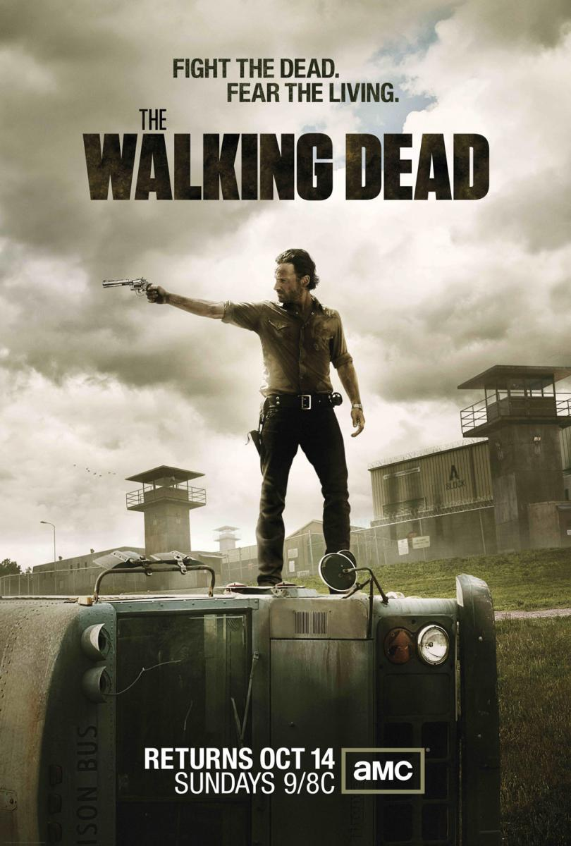 The Walking Dead Temporada 9 [720p] [Latino-Ingles] [MEGA]