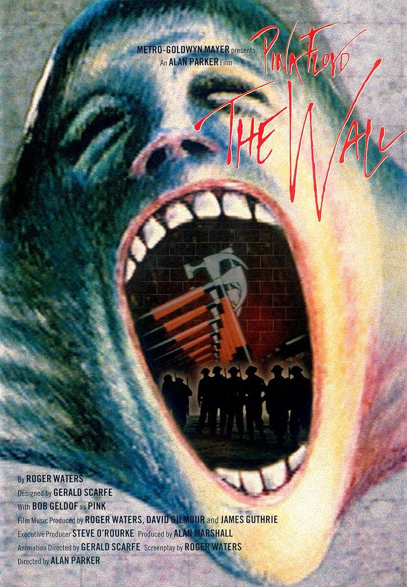 All Pro Trailers >> The Wall (1982) - FilmAffinity