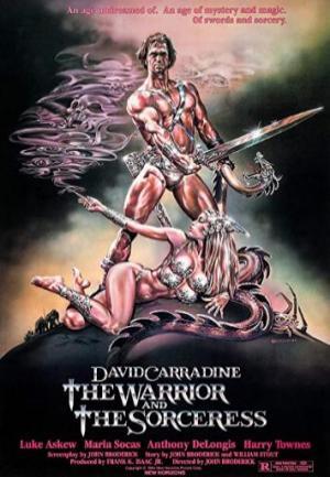 El guerrero y la hechicera