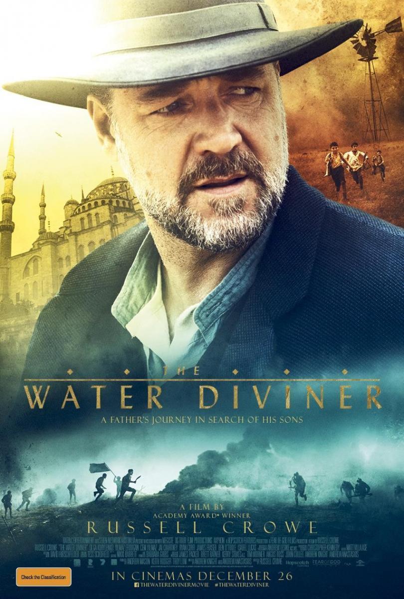 El Maestro Del Agua 2014 Filmaffinity