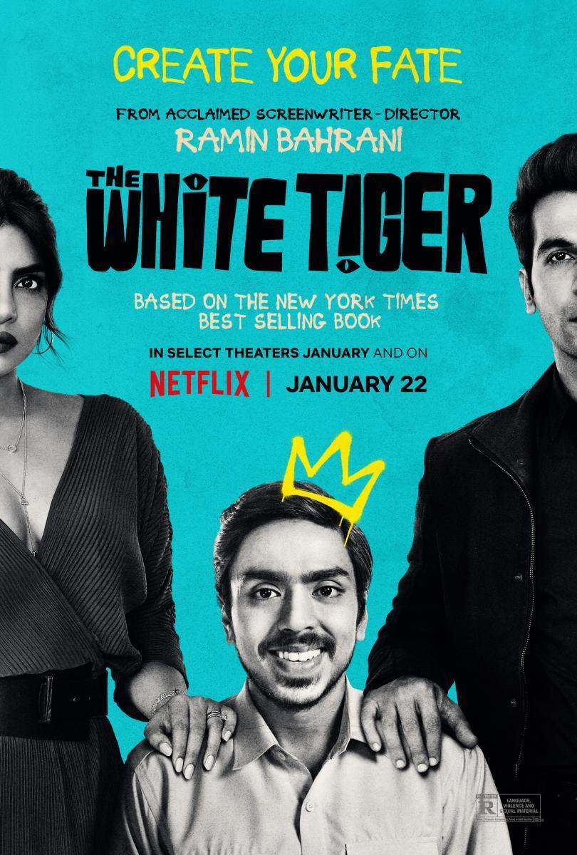 Tigre blanco (2021) - FilmAffinity