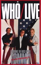 The Who Live, Featuring the Rock Opera Tommy (TV)