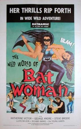 El mundo salvaje de Batwoman