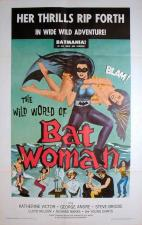 The Wild Wild World of Batwoman (She Was a Hippy Vampire)
