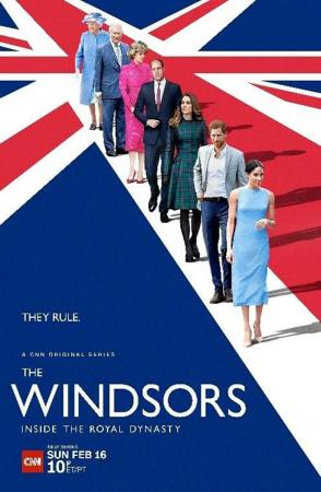 The Windsors: Inside the Royal Family (TV Series)