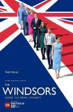 Los Windsor: una historia de poder y escándalos (Serie de TV)