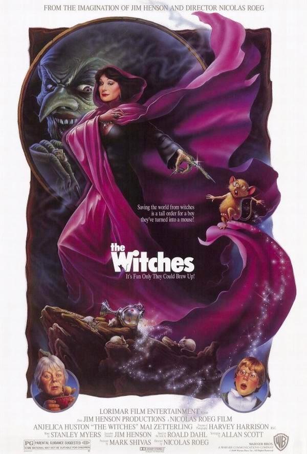 La maldición de las brujas (1990) [720p] [Latino] [MEGA] (Subida propia)