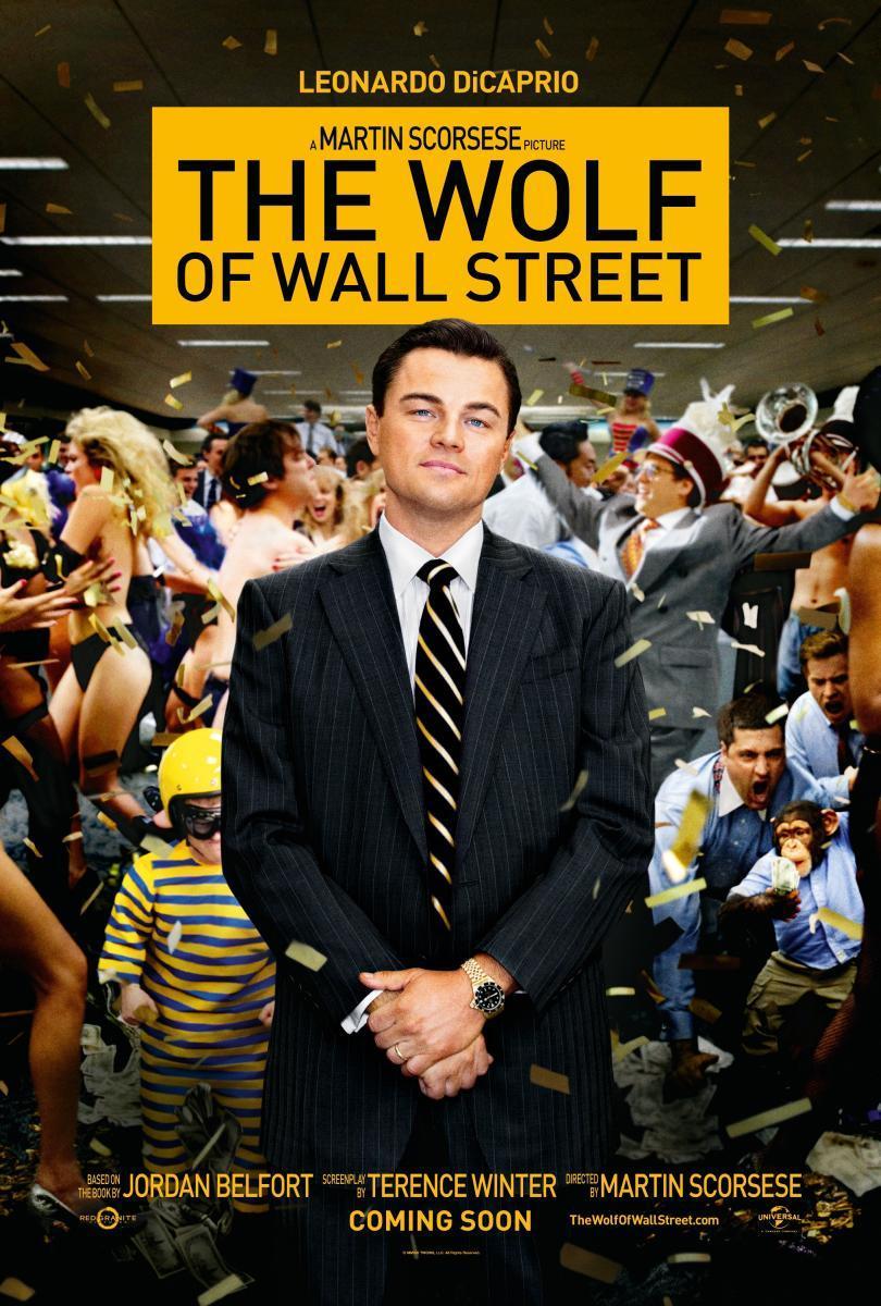 El Lobo De Wall Street [1080p] [Latino-Ingles] [MEGA]