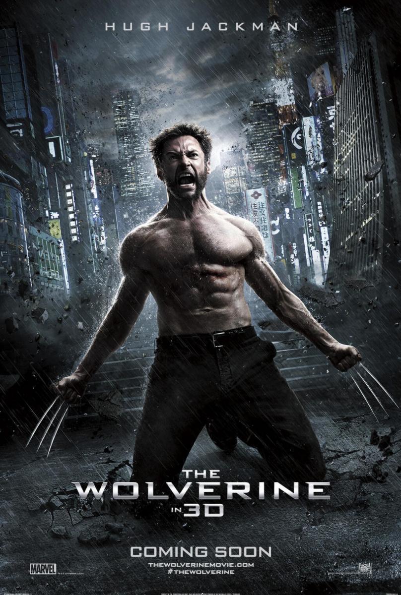 Wolverine: Inmortal [2013][Español Latino] [1080p][MEGA]