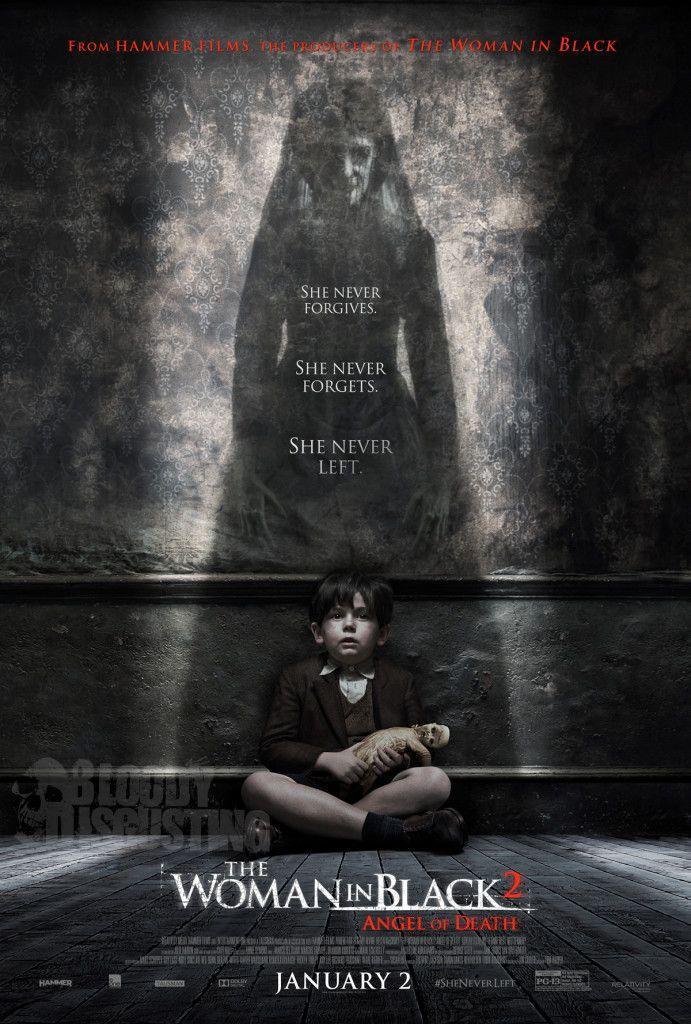 La dama de negro 2: El ángel de la muerte [2015][Español Latino][1080p][MEGA]