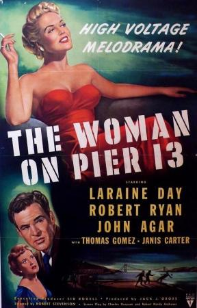 The Woman on Pier 13