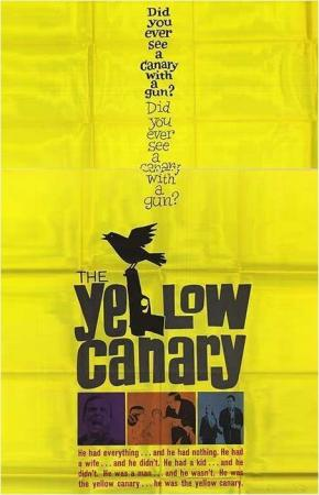 El canario amarillo