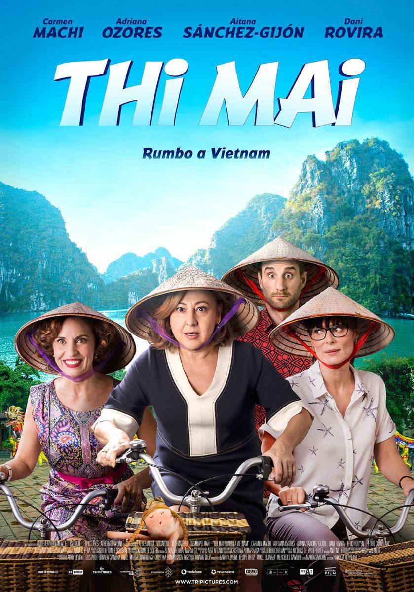 Resultado de imagen de thi mai rumbo a vietnam