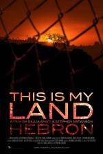 This is My Land... Hebron