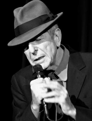 This Song Was Written By Leonard Cohen (C)