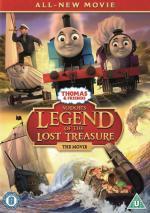 Thomas & Friends: La leyenda del tesoro perdido de la isla de Sodor