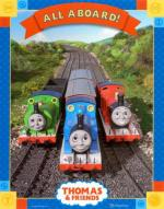 Thomas the Tank Engine & Friends (Serie de TV)