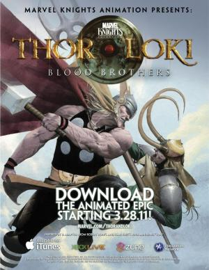 Thor and Loki: Blood Brothers (Miniserie de TV)
