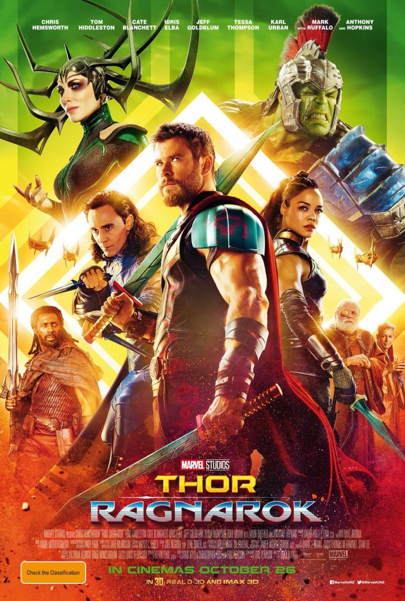 Thor: Ragnarok (2017) BRRip 1080p Full HD Latino 1 Link MEGA