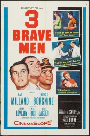 Three Brave Men