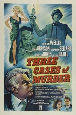 Tres casos de asesinato
