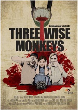 Three Wise Monkeys (C)