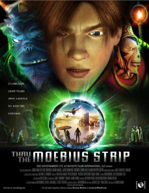 Thru the moebius strip dvd
