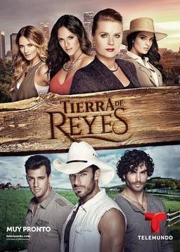 Tierra de Reyes (TV Series) (Serie de TV)