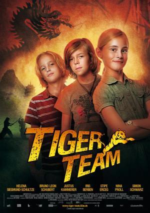 El equipo tigre: La montaña de los mil dragones