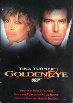 Tina Turner: GoldenEye (Vídeo musical)