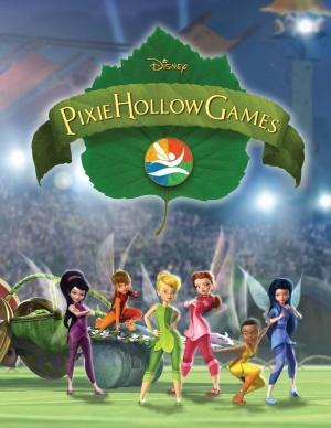 Campanilla: Los Juegos de la Hondonada de las Hadas (TV)