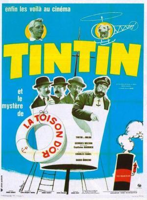 Tintin, el secreto del toisón de oro