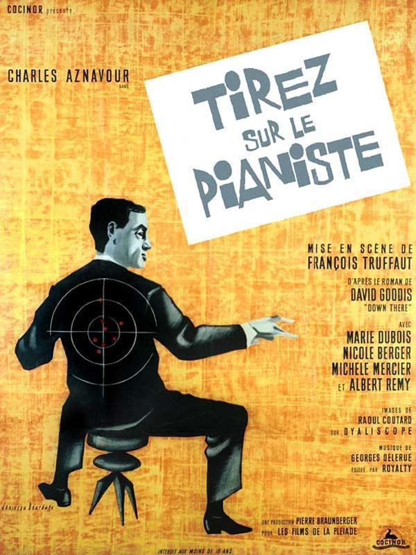 críticas de tirad sobre el pianista (1960) - filmaffinity
