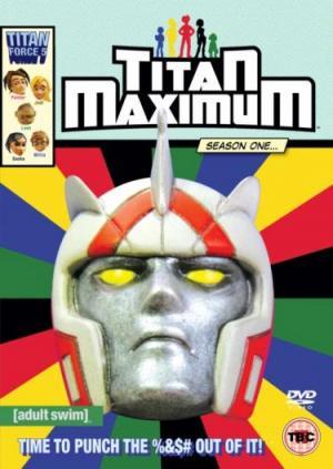Titan Maximum (Serie de TV)