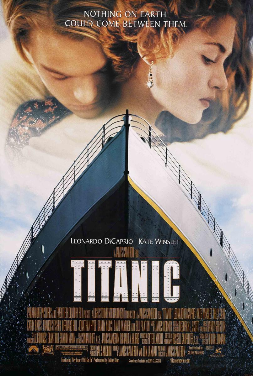Resultado de imagen de titanic pelicula