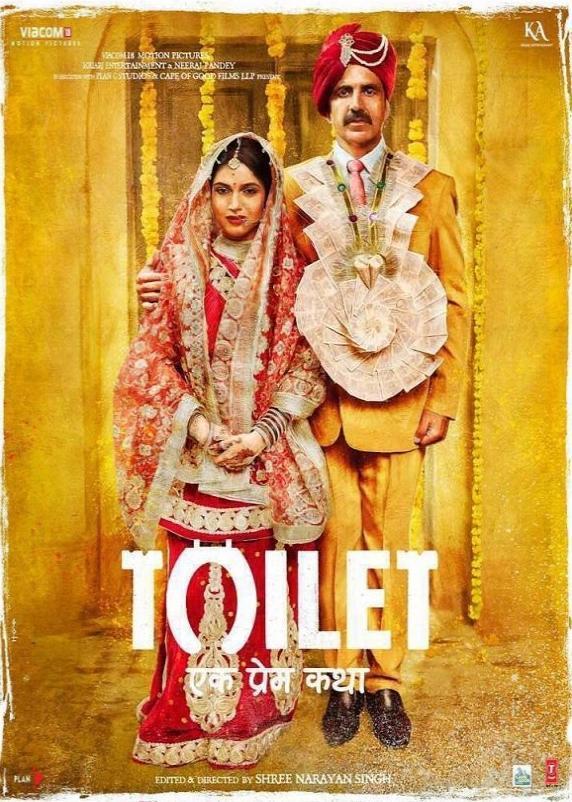 Toilet: Ek Prem Katha (2017) 1080p Blu-ray Remux TrueHD 5.1 [41.33 Gb] [RDKNIGHT-SR]