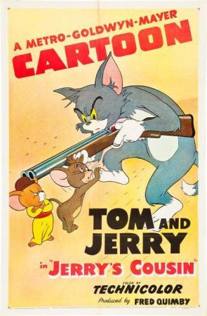 Tom y Jerry: El primo de Jerry (C)