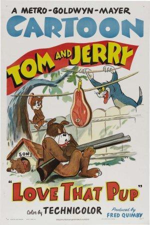 Tom y Jerry: Adoro a ese cachorro (C)