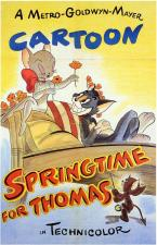 Tom & Jerry: Springtime for Thomas (S)