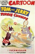 Tom & Jerry: Tennis Chumps