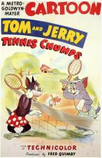 Tom & Jerry: Tennis Chumps (S)