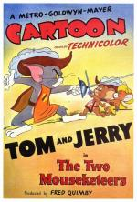Tom & Jerry: The Two Mouseketeers (C)