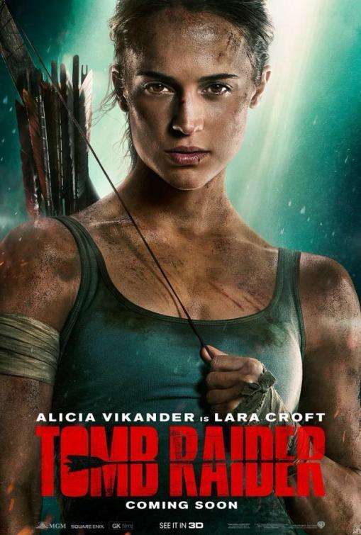 Tomb Raider: Las aventuras de Lara Croft (2018) TS-Screener Latino 1 Link MEGA