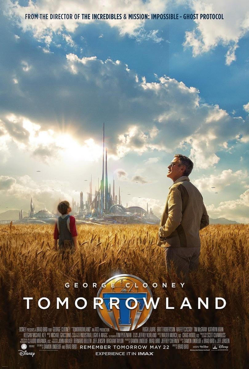 Tomorrowland: El Mundo del Mañana [2015][Esp Latino][1080p][MEGA]