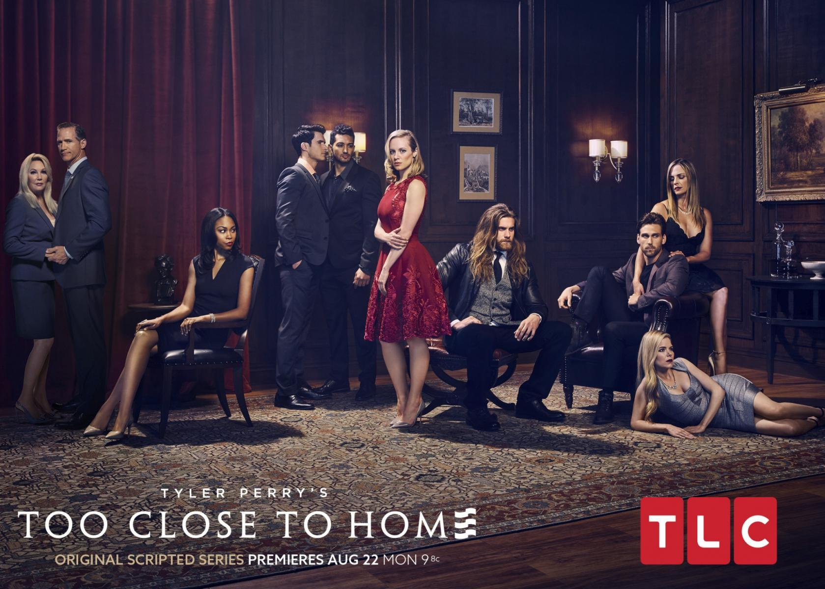 Tyler Perry New Movie Too Close To Home