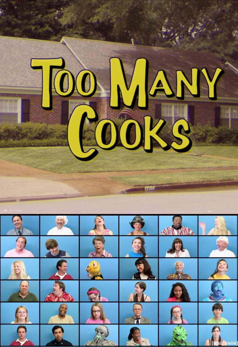 Too Many Cooks (TV) (S) (2014)