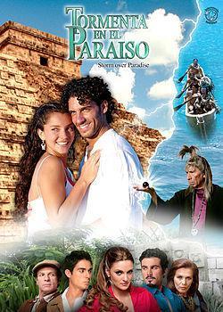 Tormenta en el paraíso (Serie de TV)