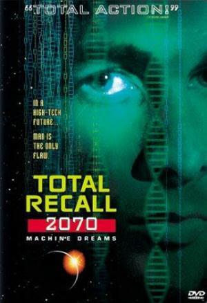 Total Recall 2070 (TV Series)