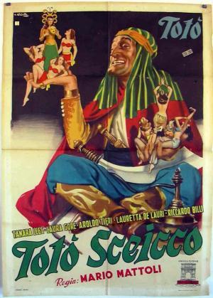 Toto the Sheik